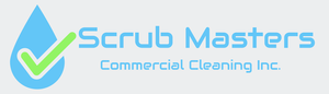Scrub Masters Commercial Cleaning Inc. Logo